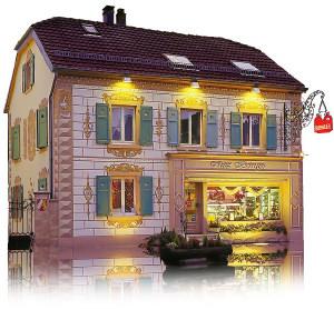 La maison Bernard BRINGEL