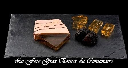 foie gras du centenaire Bernard Bringel